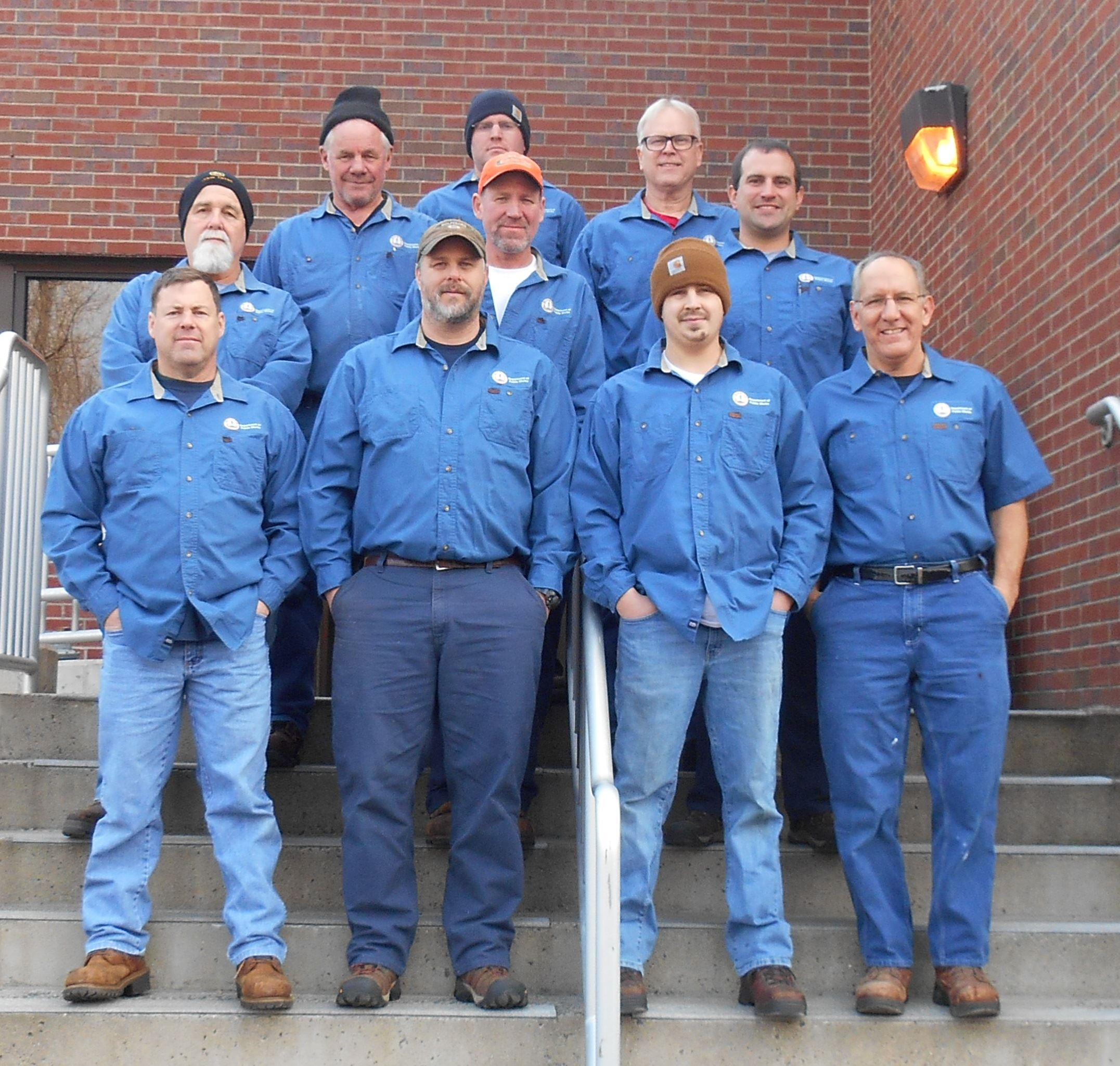 Wastewater Division Employees